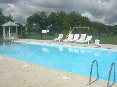 Camping somme for Camping picardie piscine